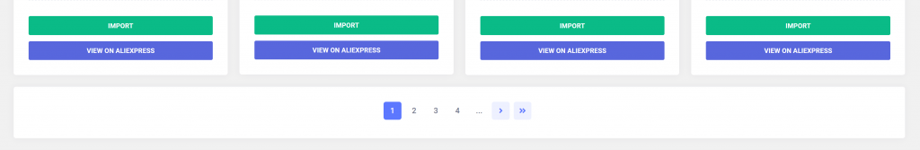 ADFW - Search Pagination